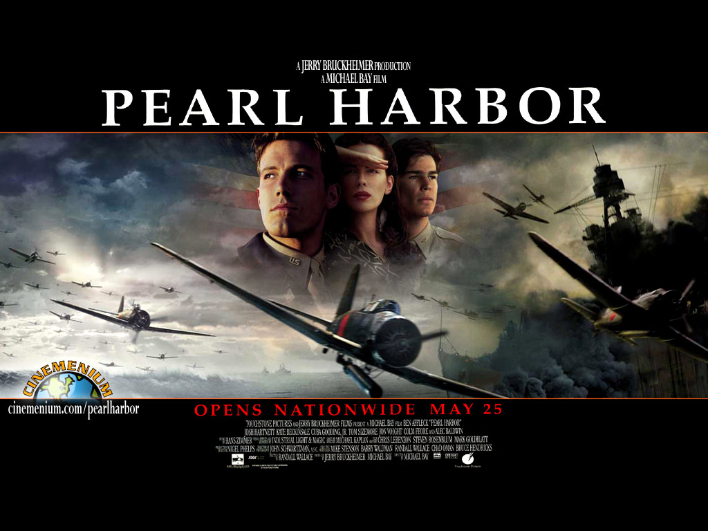 15 things you might not know about the film Pearl Harbor | Metro News